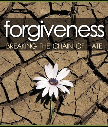 graphic: Forgiveness: Breaking the Chain of Hate by Michael Henderson