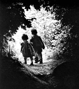 The Walk to Paradise Garden - W. Eugene Smith