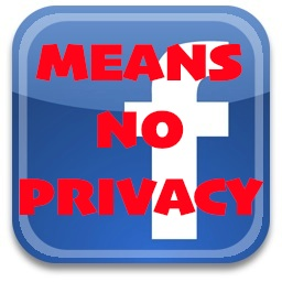 Facebook privacy is laughable - image by Peter Aranyi