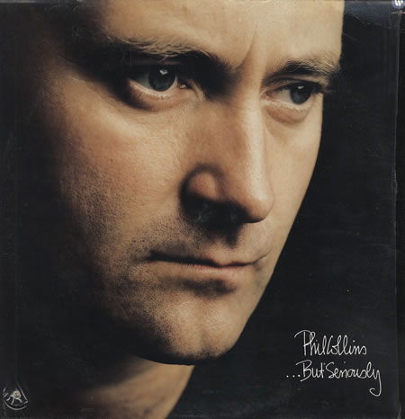 Phil Collins album But Seriously