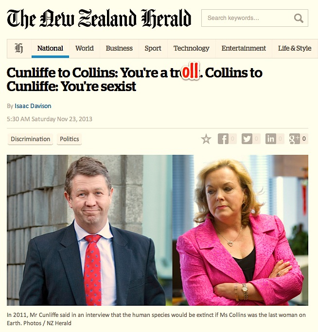 Cunliffe to Collins trout- troll-1