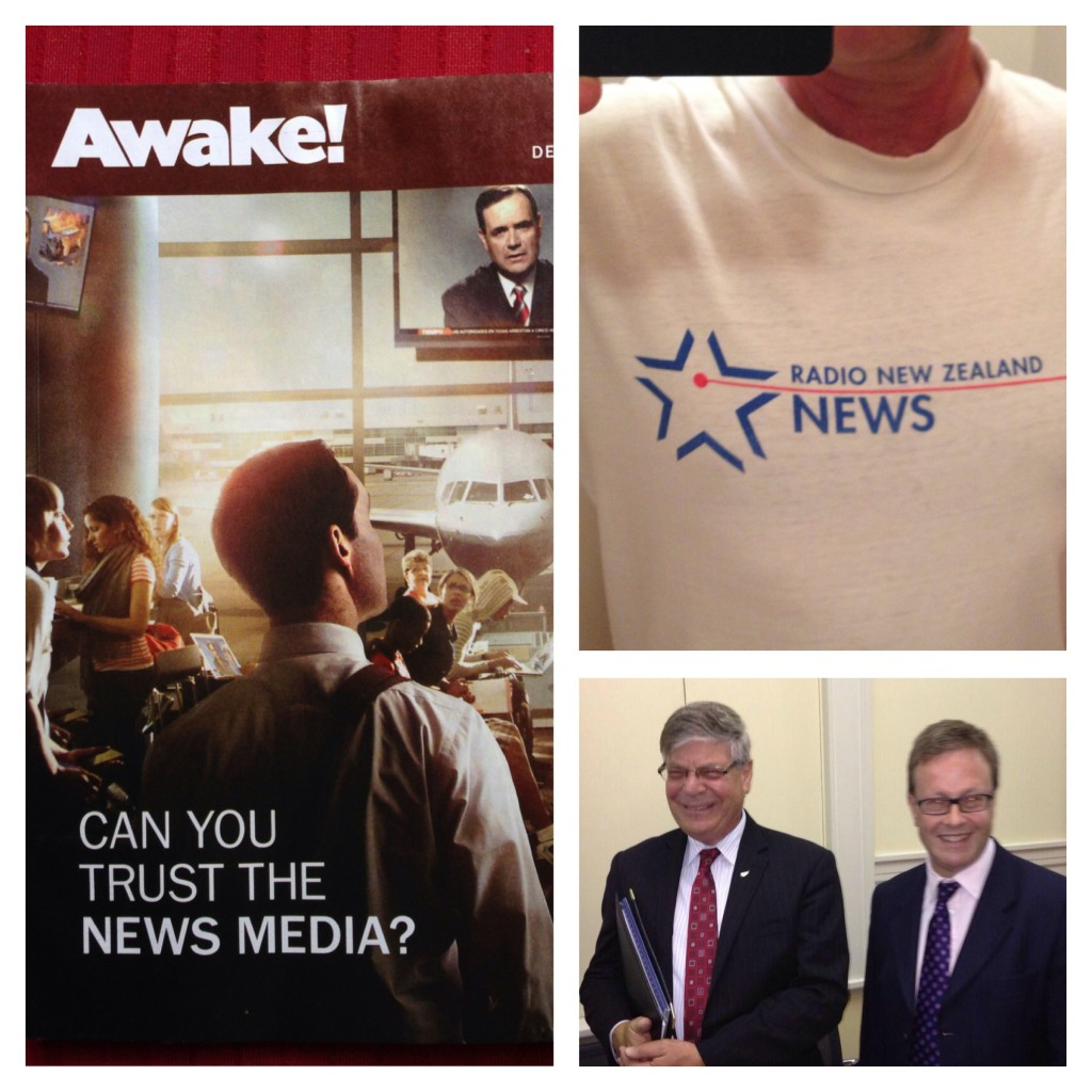 Can you trust the media? 1415