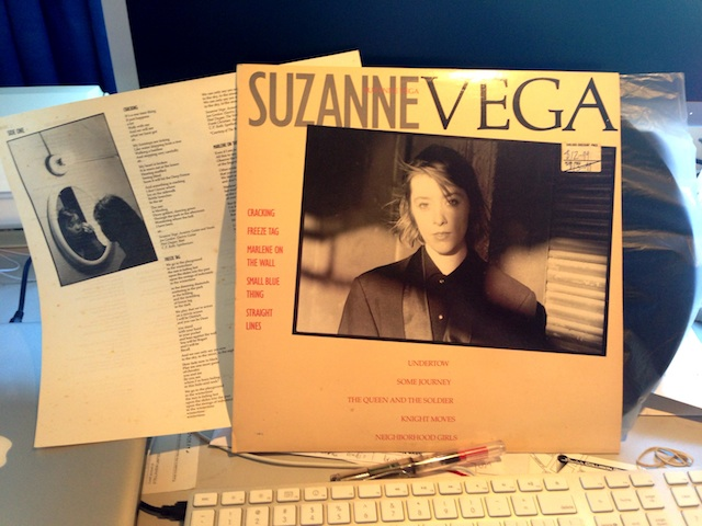 Suzanne Vega first LP