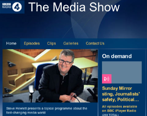click to listen at www.BBC.co.uk